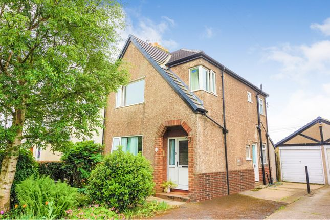 Thumbnail Semi-detached house for sale in Moor Drive, Otley