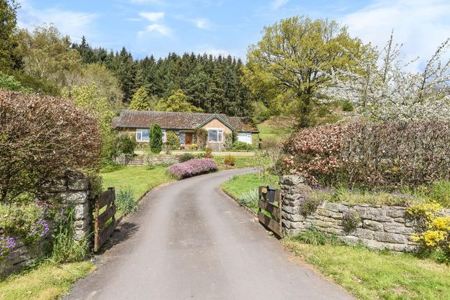 Thumbnail Detached bungalow for sale in Hay On Wye 3 Miles, Clyro 1 Mile