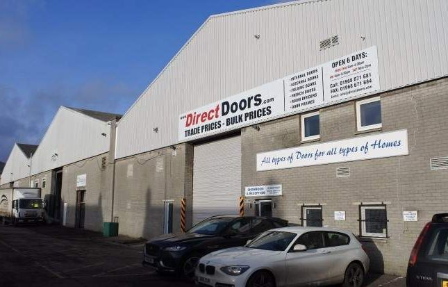 Thumbnail Light industrial to let in Eastfield Drive, Eastfield Industrial Estate, Penicuik