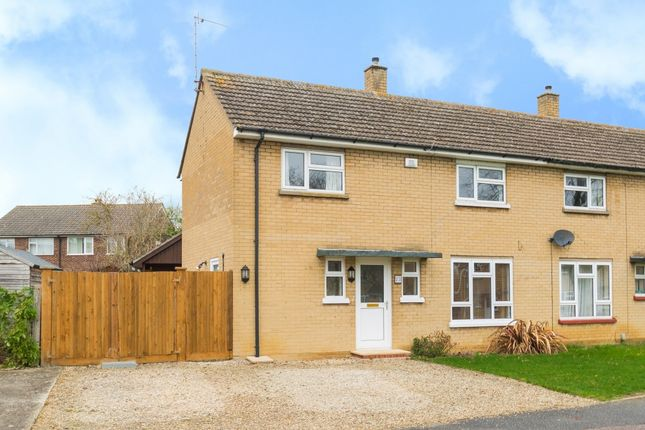 Thumbnail Semi-detached house for sale in Beverley Close, Abingdon