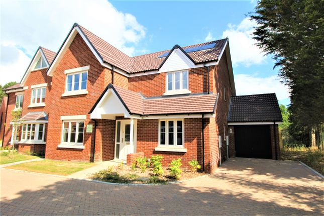 5 bed detached house for sale in Moorlands Way, Whitehill, Hampshire GU35