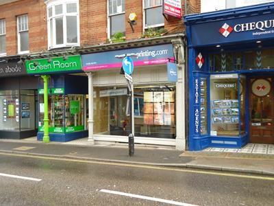 Thumbnail Retail premises to let in 47 Winchester Street, Basingstoke, Hampshire