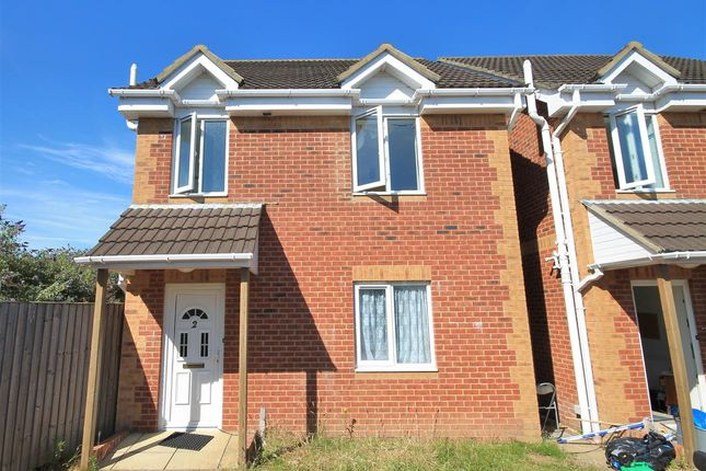 Thumbnail Detached house to rent in Boldre Close, Parkstone, Poole