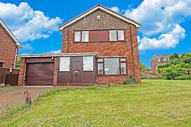 Thumbnail Detached house for sale in Willowgarth Avenue, Brinsworth, Rotherham