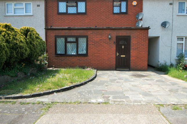 Thumbnail Terraced house for sale in South Ockendon, Essex
