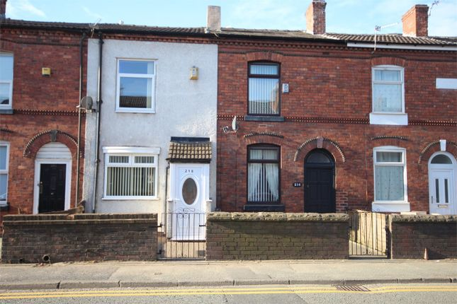 2 bed terraced house to rent in Wargrave Road, Newton Le Willows WA12