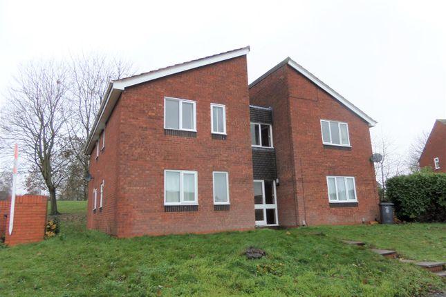 Thumbnail Flat for sale in Cornfield Drive, Boley Park, Lichfield