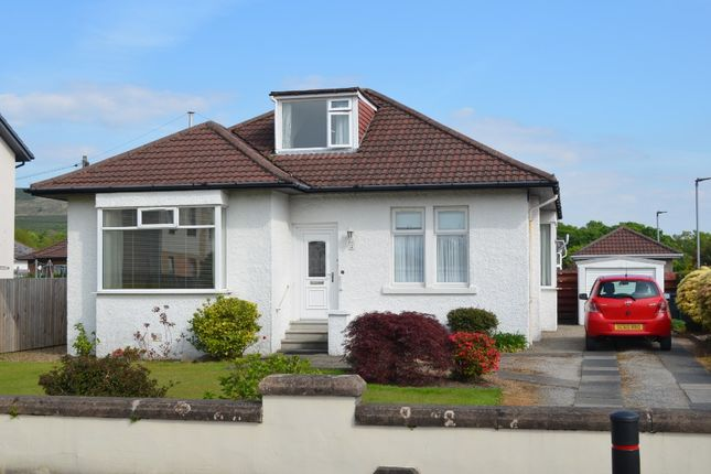 Thumbnail Bungalow for sale in Campbell Drive, Helensburgh, Argyll & Bute