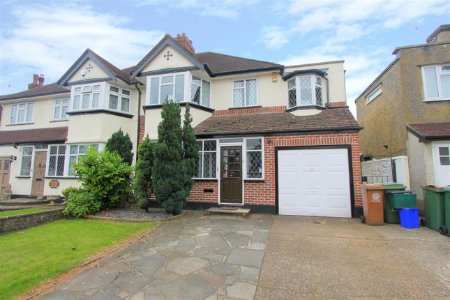 Thumbnail Semi-detached house for sale in Ingleby Way, Wallington