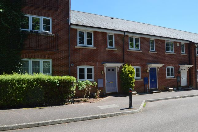 2 bed terraced house to rent in Fleming Way, St. Leonards, Exeter EX2