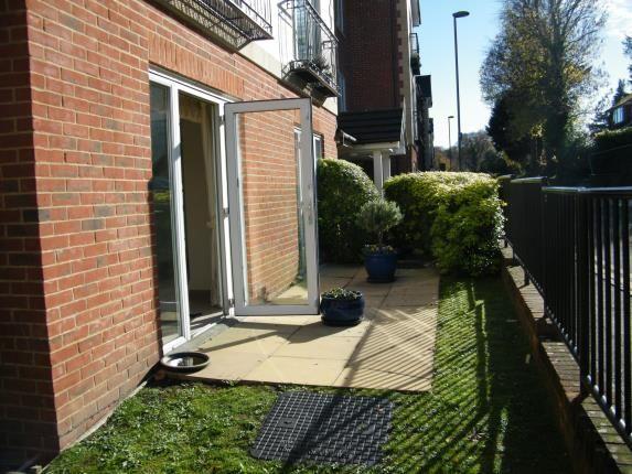 Patio Area of Pegasus Court, Stafford Road, Caterham, Surrey CR3