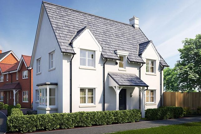 """Thumbnail Property for sale in """"The Walberswick"""" at William Morris Way, Tadpole Garden Village, Swindon"""