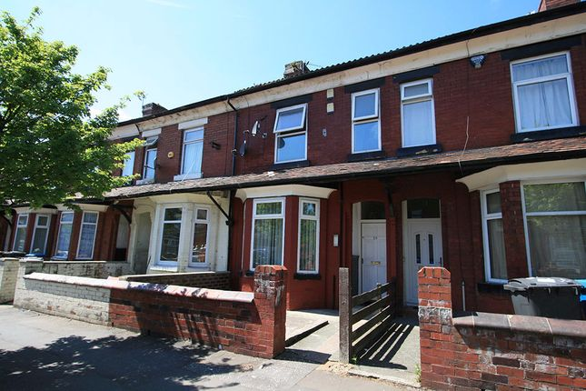 Thumbnail Flat to rent in Moston, Manchester, Greater Manchester