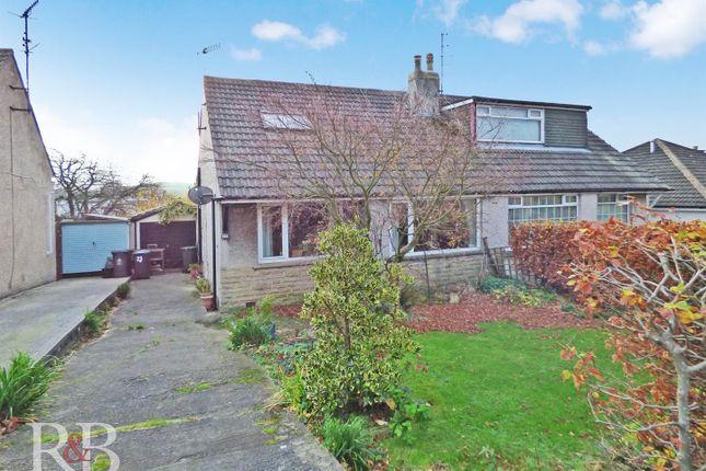 Thumbnail Semi-detached bungalow for sale in Beech Road, Halton, Lancaster