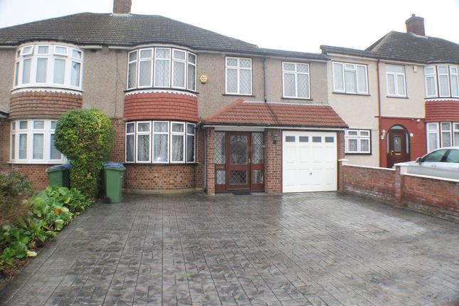 Thumbnail Terraced house to rent in Lavidge Road, London