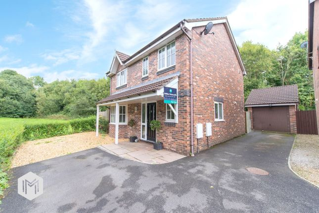 Thumbnail Detached house for sale in Ashdown Drive, Clayton-Le-Woods, Chorley