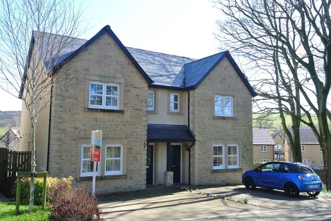Thumbnail Semi-detached house for sale in Campbell Drive, Lancaster