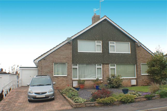 Thumbnail Semi-detached house for sale in Claverham, North Somerset