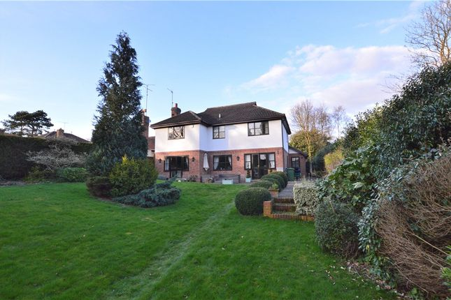 Thumbnail Detached house for sale in St. Johns Road, Stansted