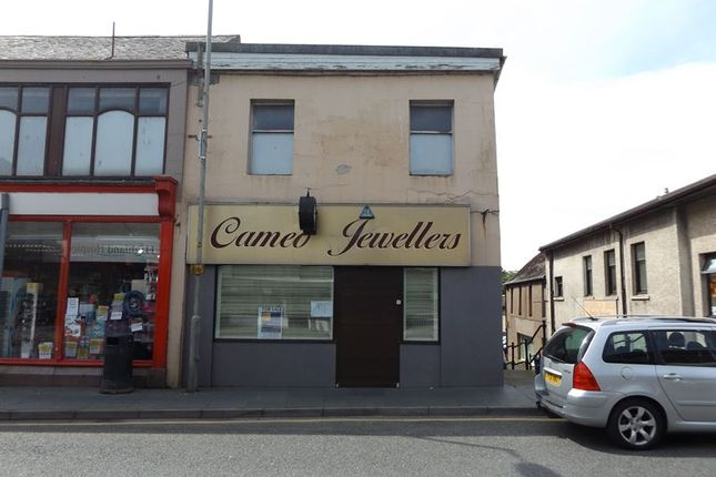 Retail premises for sale in High Street, Wick