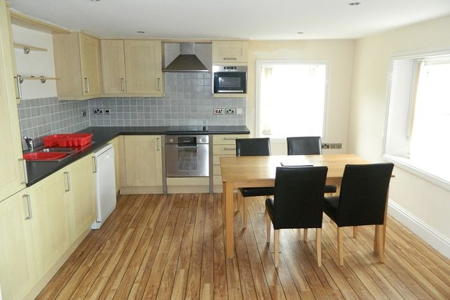 Thumbnail Flat to rent in 3 Old Railway Apartments, Victoria Road, Milford Haven