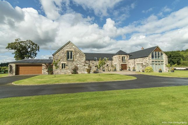 Thumbnail Detached house for sale in Mid Lecropt Steading, Bridge Of Allan, Stirling, Scotland