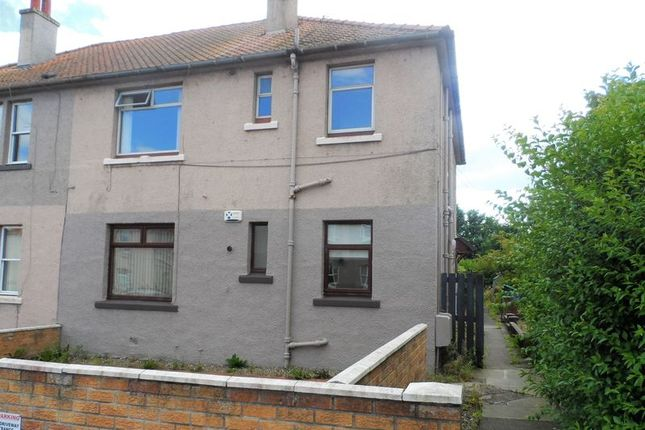 Thumbnail Flat to rent in Strathkinnes Road, Kirkcaldy
