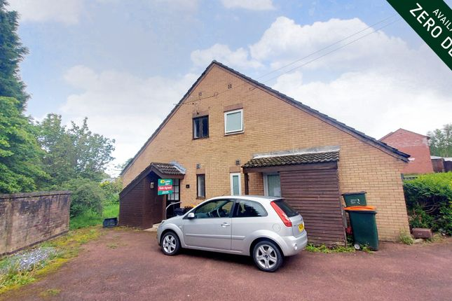 Thumbnail Property to rent in St. Davids Crescent, Newport