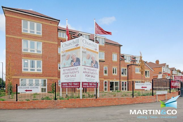 Thumbnail Flat for sale in Hadley Lodge, Quinton Lane, Quinton