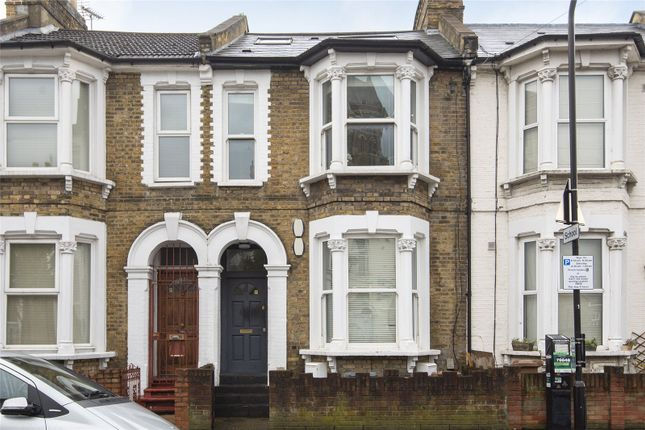 Exterior of Barretts Grove, London N16