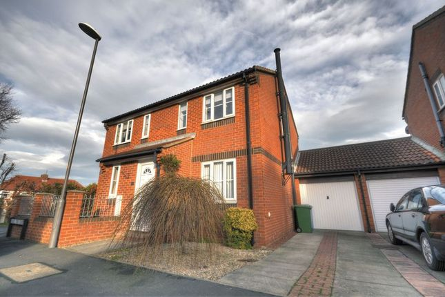 Thumbnail Semi-detached house to rent in Holly Tree Court, Whitby
