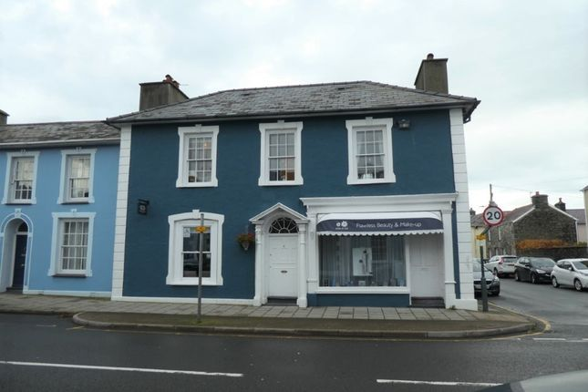 Thumbnail Semi-detached house for sale in 6 North Road, Aberaeron