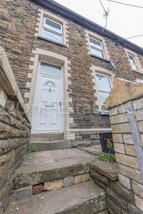 2 bed terraced house for sale in Hanbury Road, Pontnewynydd, Pontypool NP4