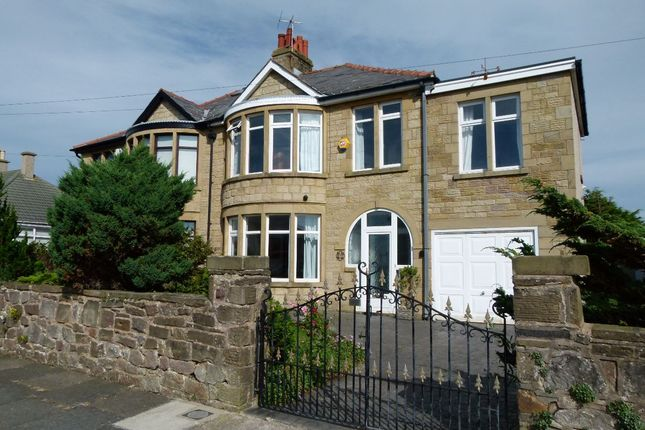 Thumbnail Semi-detached house for sale in Twemlow Parade, Heysham, Morecambe