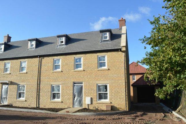 Thumbnail Semi-detached house for sale in Mertoch Leat, Water Street, Martock, Somerset