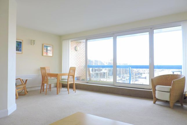 Thumbnail Flat to rent in Oyster Quay, Port Solent, Portsmouth
