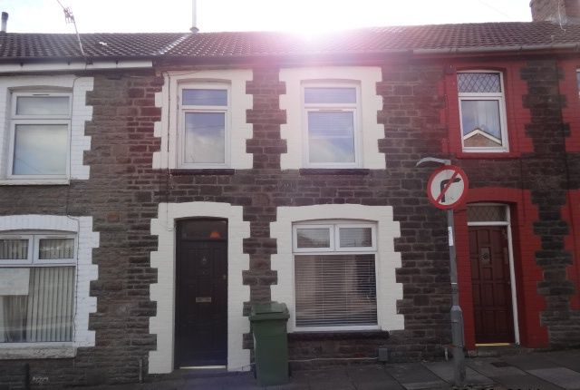 Thumbnail Terraced house to rent in Brook Street, Treforest, Pontypridd