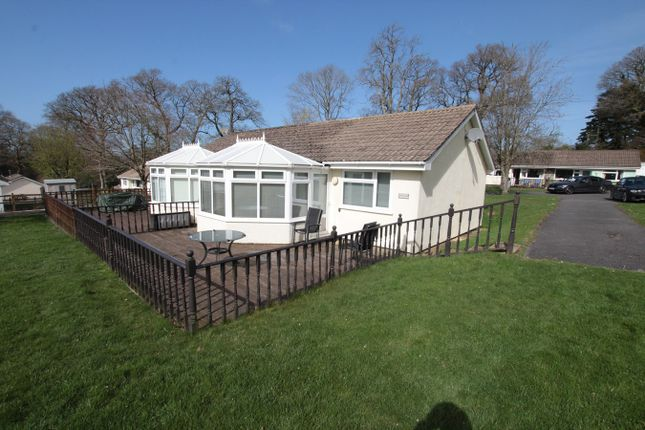 Thumbnail Bungalow for sale in 11 Tyglyn Vale Meadow Cottages, Ciliau Aeron, Nr Aberaeron