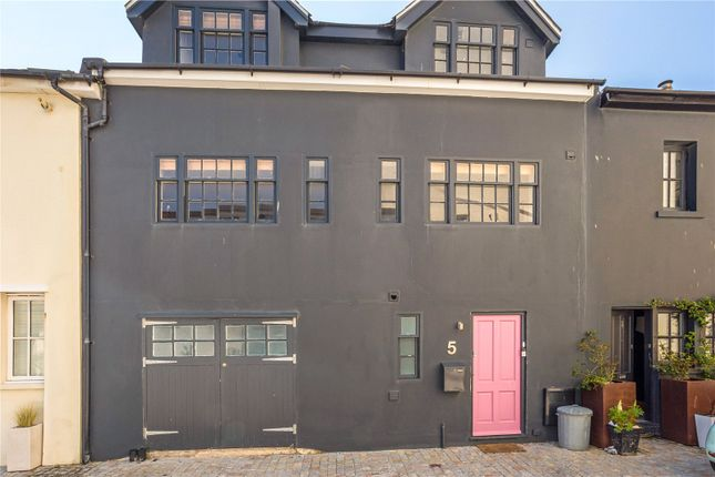 Thumbnail Terraced house for sale in Brunswick Street West, Hove, East Sussex