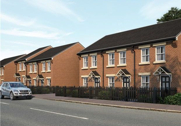 Thumbnail Terraced house for sale in Sprat Row Hagbourne Road, Didcot, Oxon