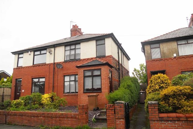 Thumbnail Semi-detached house for sale in Green Leach Avenue, St. Helens