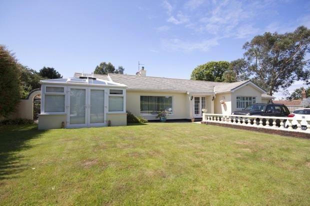 3 bed detached bungalow for sale in La Ruette De La Pompe, St. Martin, Guernsey