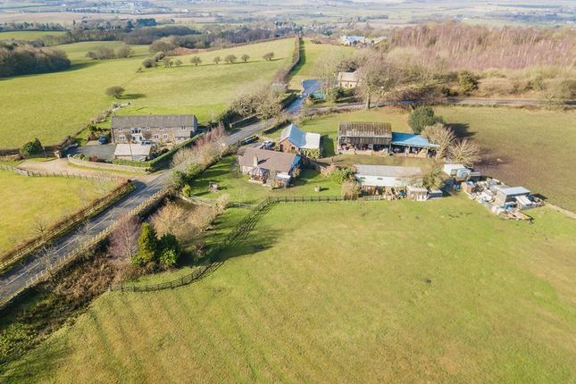 Thumbnail Detached house for sale in Whittle Lane, Wrightington, Wigan