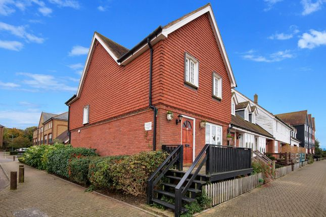 Thumbnail Property for sale in Provender Walk, Belvedere Road, Faversham