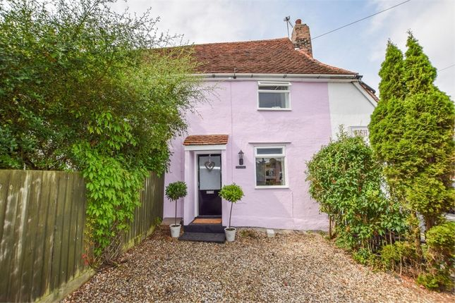 Thumbnail Cottage for sale in Colchester Road, Ardleigh, Colchester, Essex