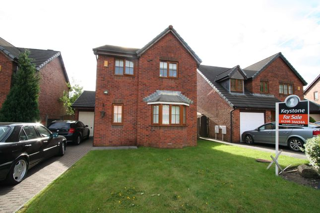 Thumbnail Detached house for sale in Kiln Walk, Shawclough, Rochdale