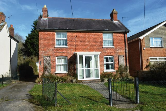 Thumbnail Detached house for sale in Oaklea, Tatchbury Lane, Winsor, Southampton, Hampshire