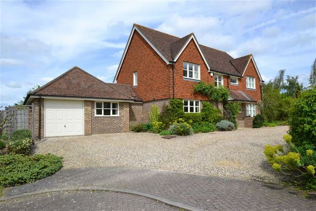 Thumbnail Detached house for sale in The Green, Kintbury, Berkshire