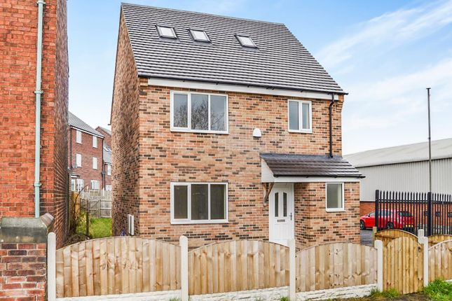 Thumbnail Detached house for sale in Market Street, Clay Cross, Chesterfield