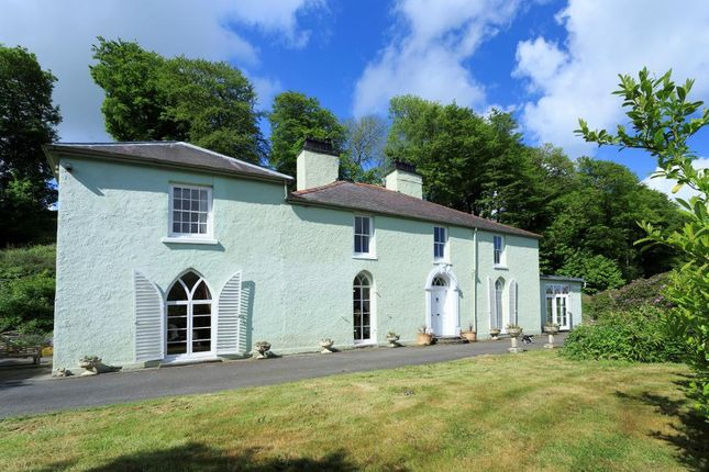 Thumbnail Farmhouse for sale in Tresaith, Tresaith, Cardigan, Ceredigion